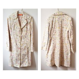 Cynthia Steefe French Country Floral Jacket
